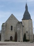Eglise St Martin - la Ferté-Villeneuil