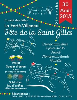 Affiche Saint-Gilles